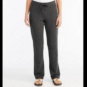 L.L. Bean Lounge / Sweatpants Grey Sz Med